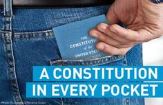 FREE pocket Constitutions