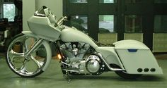 Custom Bagger Motorcycles For Sale Ballistic bagger for sale--
