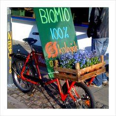 Vegetarian restaurant BioMio - Halmtorvet 19, 1700 København V