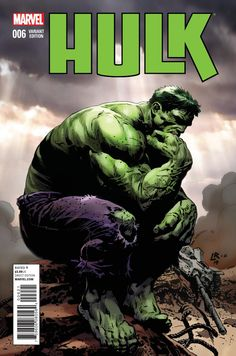 Hulk #6 - The Ω Hulk Chapter Two (Issue)