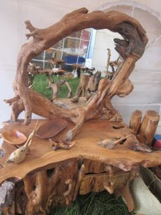 Beautiful dressing table by Jimlet Crafts Kenya
