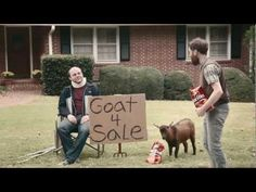 Doritos - Goat 4 Sale...hilarious video done by one of my best friends! Be sure to sign up for the USA Today Ad Meter to vote for your favorite Super Bowl commercials on Sunday and be sure to Vote 4 Goat!