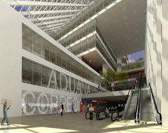 CIRCULACIÓN: Acceso al edificio. -enrrazados -adelantados -rechazados  Desplazamiento del usuario ya sea por rampas o escaleras