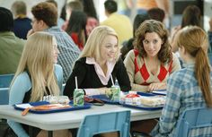 mean girls the plastics lunch - Google Search