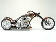 #Harley Davidson #Chopper Bike