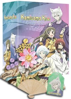 Kamisama Kiss Complete series Goddess Edition--want!