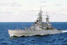 USS Bainbridge (CGN-25) Cruiser (USA)