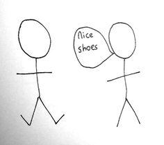 Stick people
