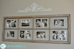 Totally doing this in our hallway!
