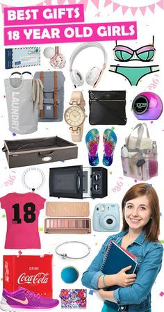 Parents Save This List Click For Over 450 Christmas And 18th Birthday Gift Ideas 18 Year Old Girls