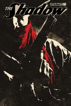 The Shadow by Tim Bradstreet #theshadow #timbradstreet