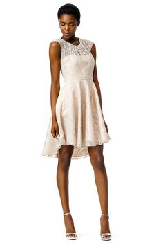 Glistening Spin Dress by Slate & Willow. Sexy Outfits, Dress Outfits, Casual Dresses, Dress Up, Cute Outfits, High Neck Dress, Leather And Lace, Women's Fashion Dresses, Homecoming Dresses