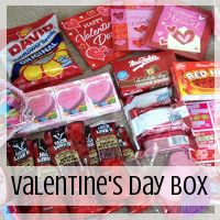 Care Package: Valentine's Day  // Love From Home