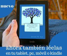 Las Hojas azules de Vicho en Kindle