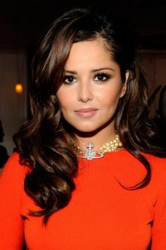 Cheryl Cole - Love the eye makeup