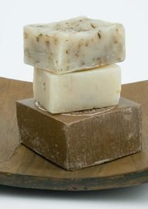 How to Make Olive Oil Soap--plus recipes