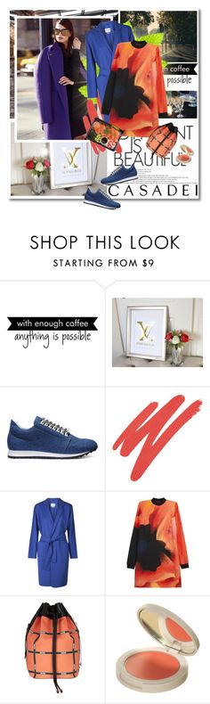 """""""CASADEI"""" by undici ❤ liked on Polyvore featuring WALL, Louis Vuitton, Casadei, NARS Cosmetics, MaxMara, Victoria, Victoria Beckham, Moschino, Topshop and modern"""