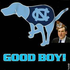 Too funny! Carolina Vs Duke, Carolina Pride, Carolina Blue, Basketball Memes, Basketball Pictures, Unc Chapel Hill, College Games, Unc Tarheels, University Of North Carolina