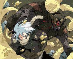 'That Time I Got Reincarnated as a Slime' Anime Season 2 Full Description Slime Wallpaper, Wallpaper Animes, Anime Ai, Manga Anime, Awesome Anime, Anime Love, Slime Season 2, Anime Songs, Fan Art