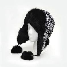 c8b8824d030 17 Best Women Rabbit Fur Hats images