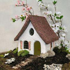 Dogwood Fairy Cottage