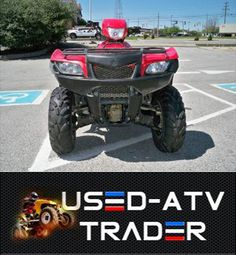 2006 #Suzuki Kingquad 700 4x4 #Work_Utility_ATV Review @ http://www.used-atvtrader.com/