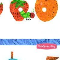 The Very Hungry Caterpillar Munch, Munch, Munch YardageSKU