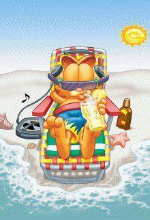 Sun Bathin' Baby