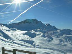 Les pistes de Risoul #ski Alpes du Sud
