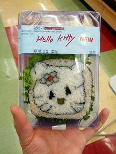 Hello Kitty Sushi,,,