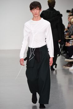 Craig Green Fall 2015 Menswear Fashion Show: Complete Collection - Style.com