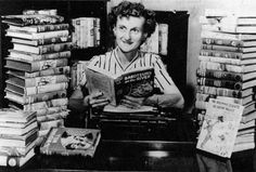 Mildred Wirt Benson, the real Carolyn Keene ~ One of the writers hired by Nancy Drew creator, Edward Stratemeyer, to write the beloved series