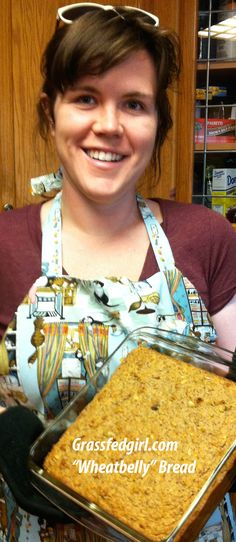 """My Stepmom's Wheat Free Success Story and Her """"Wheat Belly"""" Bread Recipe 