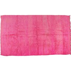 "Moroccan Pink Rug, 8' x 5'7"" #huntersalley"