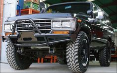 Viper VPR 60 Series Rally Bull Bar FJ60 FJ62 HJ61V [VIPR_LC60RallyFront] - $928.00 : Extreme Landcruiser, Upgrades for Extreme Offroad Performance