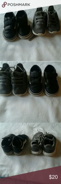 Adidas & Vans size 4 sneakers for babies Adidas & Vans size 4 sneakers for babies Nike & Vans Shoes Sneakers