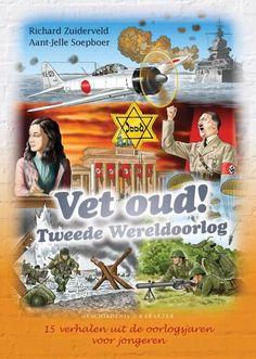 Vet oud! 4 - Tweede Wereldoorlog Video Game, Baseball Cards, Vet, Artwork, Projects, Kids, School, History, Log Projects