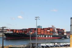 🆕 | Ports | @HfxShippingNews: | Third Time is the Charm for Yang-Ming: The third Call for Yang-Ming Happened… #Ports_HfxShippingNews_