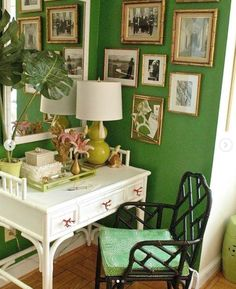 71c03400aca65 This green for the den Office Nook