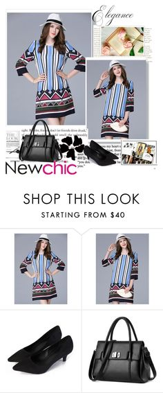 """Newchic Contest"" by nedim-848 ❤ liked on Polyvore featuring chic, New and newchic"