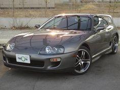 TOYOTA SUPRA SZ   1998    #cars #coches #carros