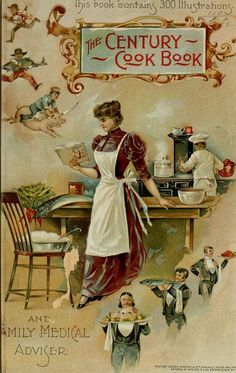 The century cook book, a collection of carefull...