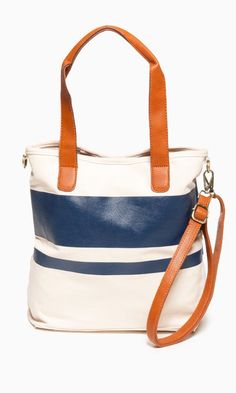 carried away tote