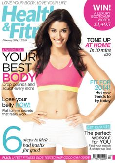 Health & Fitness magazine through Zinio. Check out and download the latest issue today!