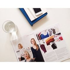Talking about our work and cashmere in the latest issue of Deko | 4.2.2014
