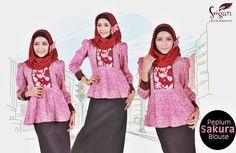 BLOUSE BATIK KERJA - ORDER > SMS/ WhatsApp :089639457411 / 0888-0271-3966 > Telp Kantor : 0274 4360437 > www.soganbatik.com > Instagram : @SOGAN BATIK / @soganbatiknew #batik #batikblouse #batiktops #atasanbatik #batikunik #haribatik #modelbatikwanita #batikkerja #blusbatik #batikyogyakarta #batikwanita #bajukerjabatik #batikkerja #batikpeplum #peplum