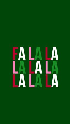 FA LA LA LA ❤️✋