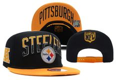 49ef3c15e NFL Pittsburgh Steelers Snapback Hat (34)