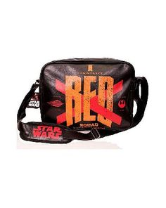 Star Wars VII Red Squad Starfighters Bag Star Wars VII Red Squad Starfighters Bag This premium quality messenger bag is great for travelling or keeping your books in. It has an impressive Star Wars theme, perfect for the fans. The bag is mad http://www.MightGet.com/january-2017-13/star-wars-vii-red-squad-starfighters-bag.asp
