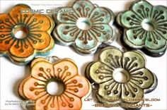 Explore the world of creating polymer clay faux ceramic pieces with these Cosmic Ceramic tutorials on PolyPediaOnline.